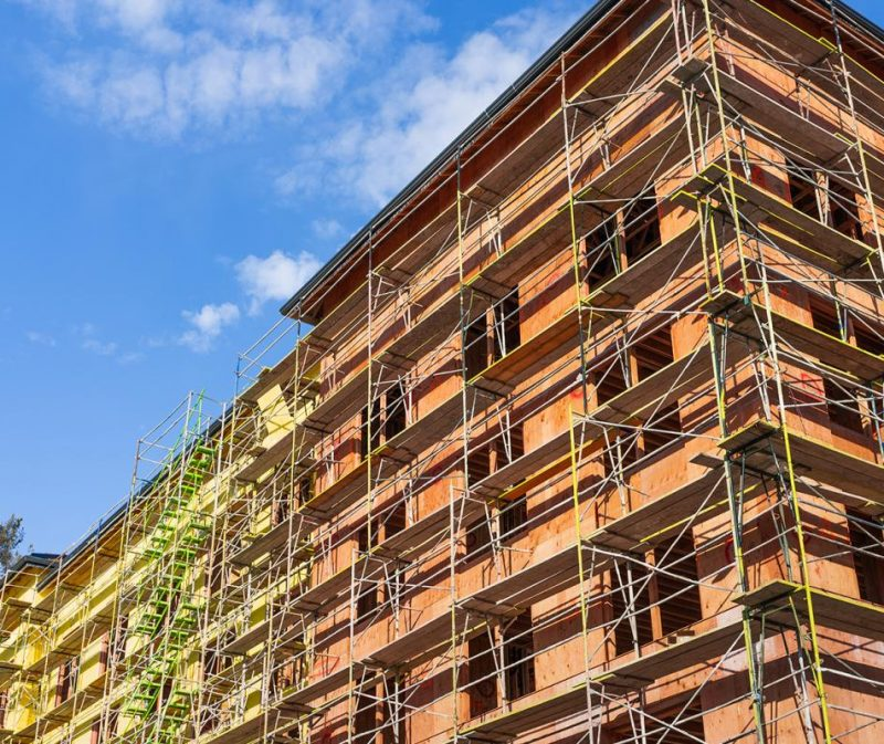 Construction Financing Remains Available for Some Multifamily Development