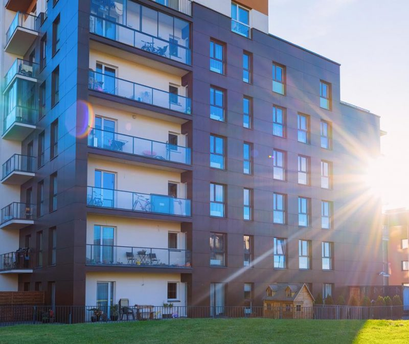 Multifamily Properties Are Positioned for a Strong 2021