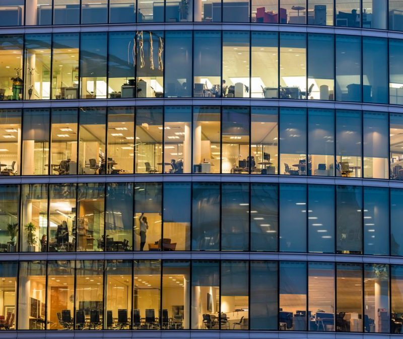 Office Sales Are Starting to Tick Up, as Distress Fails to Materialize