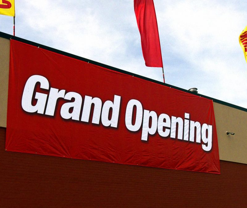 Some Retailers Are Opening New Stores. But Who Are They and What Do They Ask For?