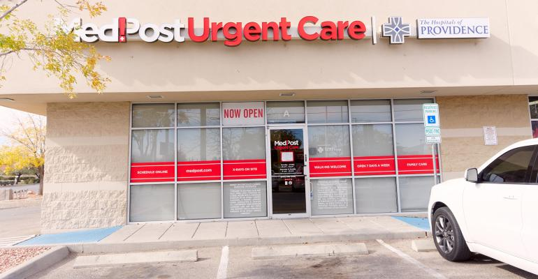 Medical Tenants' Appetites for Retail Space Remains Robust