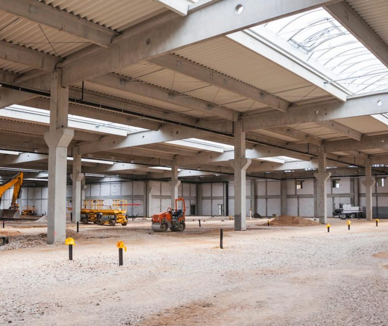 Accelerated Demand for Industrial Space Is Driving a Boom in Spec Development